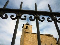 Eglise Saint-Martin de Hix - Català: Sant Martí d'Ix