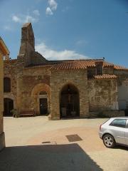 Eglise paroissiale Saint-Pierre et Saint-Félix - Église paroissiale Saint-Félix, Calmeilles (Pyrénées-Orientales, Languedoc-Roussillon, France)