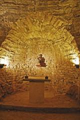 Ancienne abbaye de Saint-Michel de Cuxa ou Cuixà - Deutsch: Abbaye Saint-Michel-de-Cuxa, Marienkapelle, Chorapsis