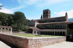 Ancienne abbaye de Saint-Michel de Cuxa ou Cuixà - Abbaye Saint-Michel de Cuxa