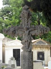 Croix de cimetière - Català: Creu del cementiri (Cotlliure)