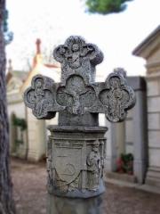 Croix de cimetière - Català: Creu de cementiri de Cotlliure