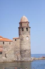 Eglise Notre-Dame-des-Anges - Phare de Collioure