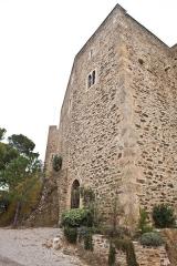 Château - Français:   Château de Corbère (Inscrit)