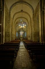 Eglise Sainte-Eulalie (ancienne cathédrale) - Français:   Cathédrale Sainte-Eulalie-et-Sainte-Julie d\'Elne