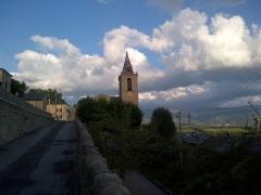 Eglise Saint-Saturnin - Català: Sant Sadurní d'Enveig