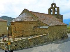 Eglise Saint-Fructueux - Català: Sant Fructuós de Llo (Alta Cerdanya