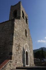 Eglise Saint-Saturnin - Église Saint-Saturnin de Montesquieu-des-Albères.