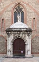 Cathédrale Saint-Jean-Baptiste - English: Main Portal of Perpignan Cathedral