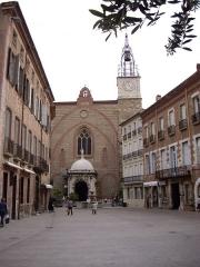 Cathédrale Saint-Jean-Baptiste -  cathédrale Saint Jean (Perpignan, 66)