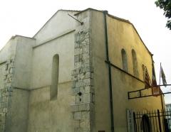 Ancienne chapelle Notre-Dame-des-Anges - Català: Capella de Nostra Senyora dels Àngels (Perpinyà)