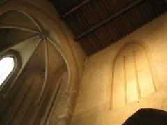 Ancien couvent des Frères Prêcheurs - Català: Església de Sant Domènec (Perpinyà), transsepte dret