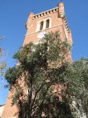 Eglise Saint-Jacques - Català: Església de Sant Jaume (Perpinyà)