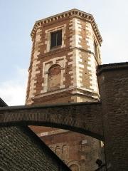 Eglise du Vieux-Saint-Jean - Català: Església de Sant Joan el Vell (Perpinyà), campanar