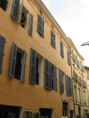 Hôtel Saint-Antoine - Català: Hôtel Saint-Antoine, al carrer de la Revolució Francesa (Perpinyà)