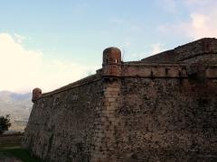 Fort de Bellegarde - Català: Fort de Bellaguarda (El Pertús, Vallespir)