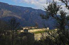 Fort de Bellegarde - Fort de Bellegarde, Le Perthus