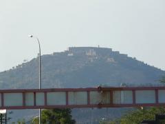 Fort de Bellegarde - Català: Fort de Bellaguarda (El Pertús)