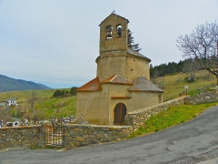 Eglise Notre-Dame-de-la-Merci - Català: Santa Maria de Planès