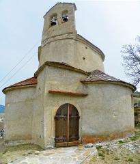 Eglise Notre-Dame-de-la-Merci - Català: Santa Maria de Planès (Alta Cerdanya)