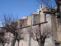 Eglise Saint-Juste-et-Sainte-Ruffine - Català: Església de Santa Justa i Santa Rufina de Prats de Molló.