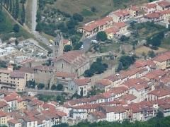 Eglise Saint-Juste-et-Sainte-Ruffine - Català: Església de Santa Justa i Santa Rufina (Prats de Molló i la Presta)