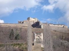 Fort Lagarde - Català: Fort Laguarda de Prats de Molló.