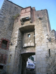 Porte d'Espagne - English: Prats de Molló, North Catalonia, France