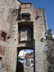 Porte d'Espagne - Català: Porta d'Espanya de Prats de Molló.