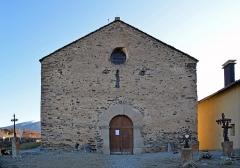 Eglise Sainte-Léocadie - Français:   Eglise de Sainte-Léocadie - Pyrénées-Orientales - France