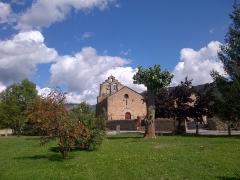 Eglise Sainte-Léocadie - Català:   Església de Santa Llocaia