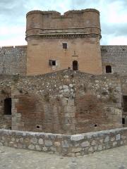 Château ou forteresse de Salses - Forteresse de Salses