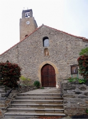Eglise Saint-Fructueux - Français:   Église Saint-Fructueux de Taurinya, Pyrénées-Orientales, France