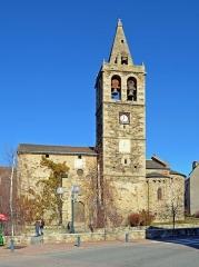 Eglise Saint-Martin - Català:   Sant Martí d\'Ur