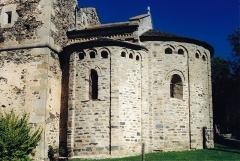 Eglise Saint-Martin - Català:   Església de Sant Martí d\'Ur (Alta Cerdanya)