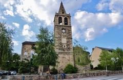 Eglise Saint-Martin - Català:   Església de Sant Martí d\'Ur
