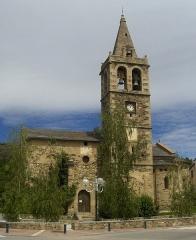 Eglise Saint-Martin - Català:   Sant Martí d\'Ur, a l\'Alta Cerdanya