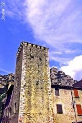 Ancien hôpital - Català: Antic Hospital (Vilafranca de Conflent)