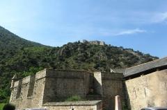 Remparts de la ville - Català: Muralles de la vila (Vilafranca de Conflent)