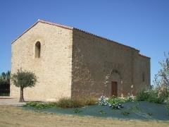 Chapelle Saint-Julien - Català: Capella de Sant Julià i Santa Basilissa a Vilanova de Raò (Rosselló)