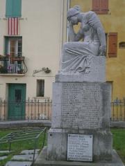 Monument aux morts -  Monument aux morts de Ceret. Aristide Maillol. 1922.
