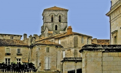 Eglise Saint-André - This building is inscrit au titre des monuments historiques de la France. It is indexed in the base Mérimée, a database of architectural heritage maintained by the French Ministry of Culture,under the reference PA00104207 .