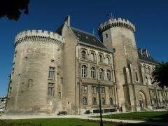 Hôtel de ville - English:   City hall of Angoulême, France