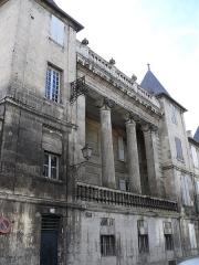 Hôtel de Bardines - Français:   Angoulême - Hôtel de Bardines