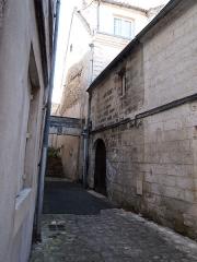 Maison de la Marbrerie - Français:   Maison de la Marbrerie, 11 rue Raymond Audour à Angoulême en Charente (France) (inscrit, 1948)