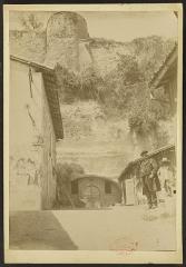 Eglise souterraine monolithe Saint-Jean -