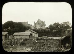 Château de Barbezieux -