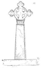 Croix de l'ancien cimetière -