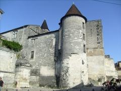 Château de François-Ier - Français:   Le château des Valois, lieu de naissance du roi François Ier
