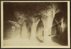Eglise souterraine monolithe dite chapelle Saint-Georges -